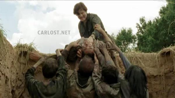 """The Walking Dead 4x07 """"Dead Weight"""" Promos, Sneek Peeks y Spoilers Spoiler-The-Walking-Dead-4x07-Gobernador-y-Martinez-002"""