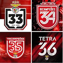 Tetra Campeões!!!
