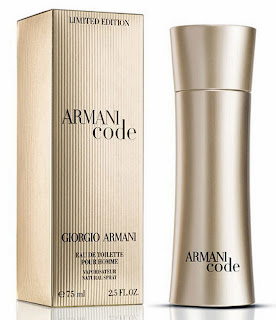 COLONIA ARMANI CODE GOLDEN EDITION