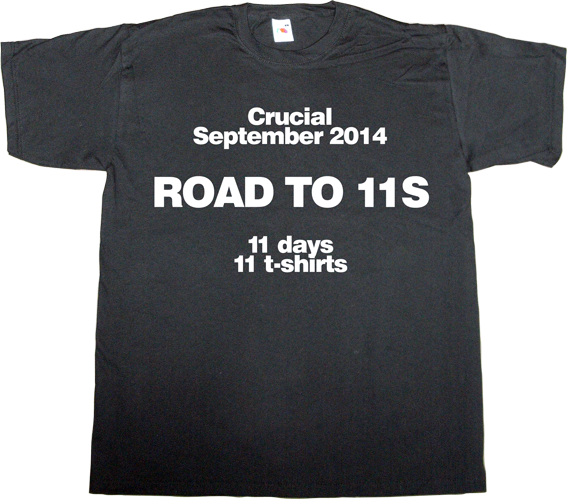 11 septembre 11S catalonia independence freedom referendum epic t-shirt ephemeral-t-shirts