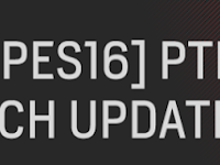 Update Patch PES 2016 PTE Patch 2.1