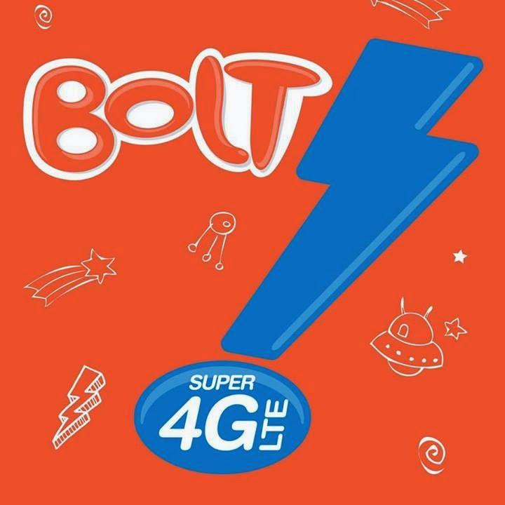 Modem BOLT Internet Super 4G
