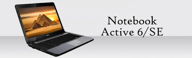 Drivers Notebook Active 6 SE