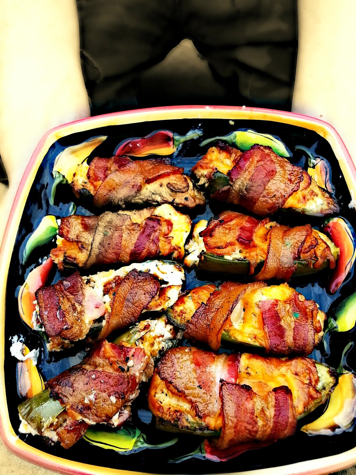 Bacon Shrimp Jalapeno Popper