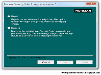 NORMAN VIRUS CONTROL download