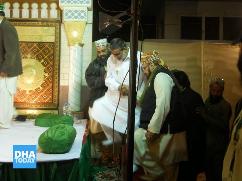 Meelaad un Nabee Celebrations allama kaukab noorani okarvi