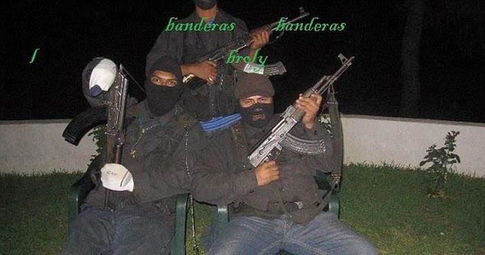 メキシコの麻薬組織メンバーのFacebookがオープンすぎると話題に
