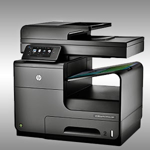 HP Officejet Pro X576DW: One of the X-Series Printers with Wireless Features