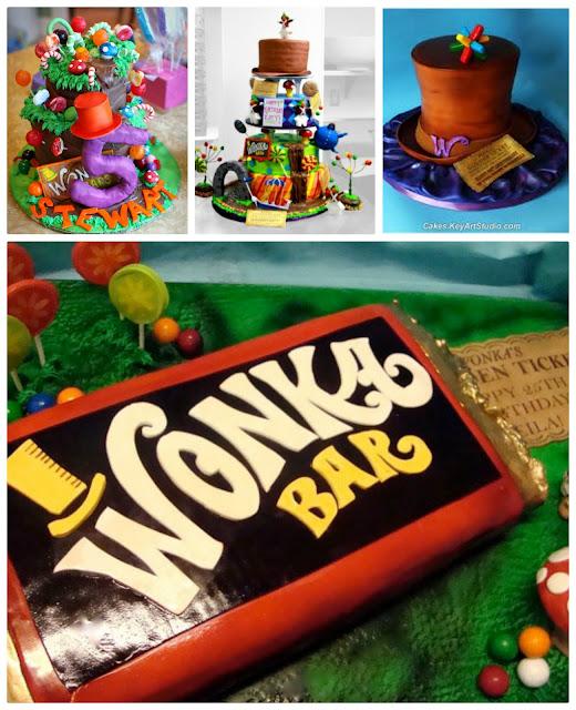 Yvonne Byatt's Family Fun: Willy Wonka Party Ideas