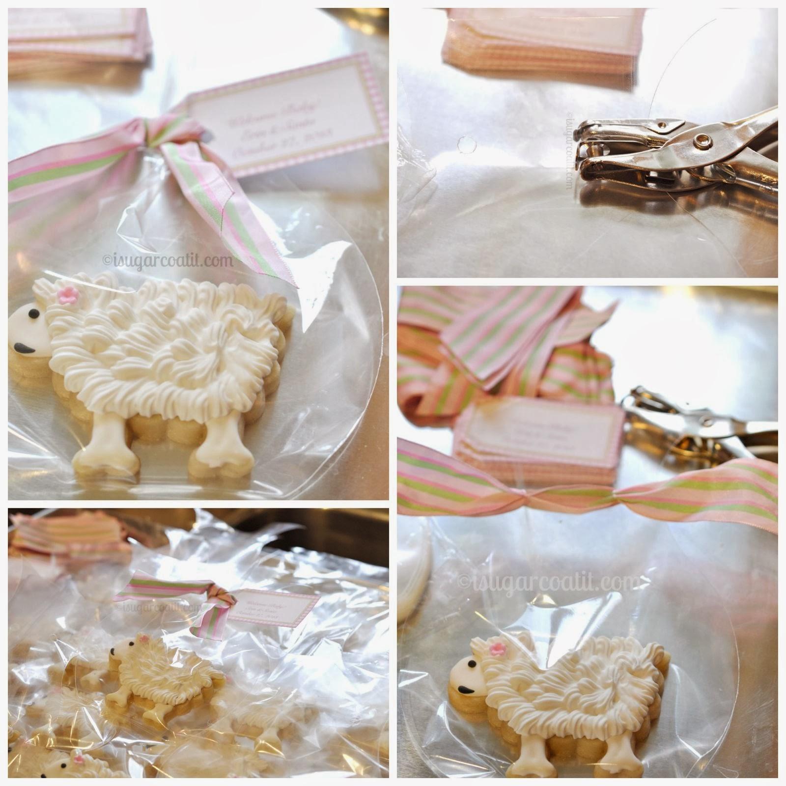 Sugar Wool Baby Shower Cookies   I Sugar Coat It!