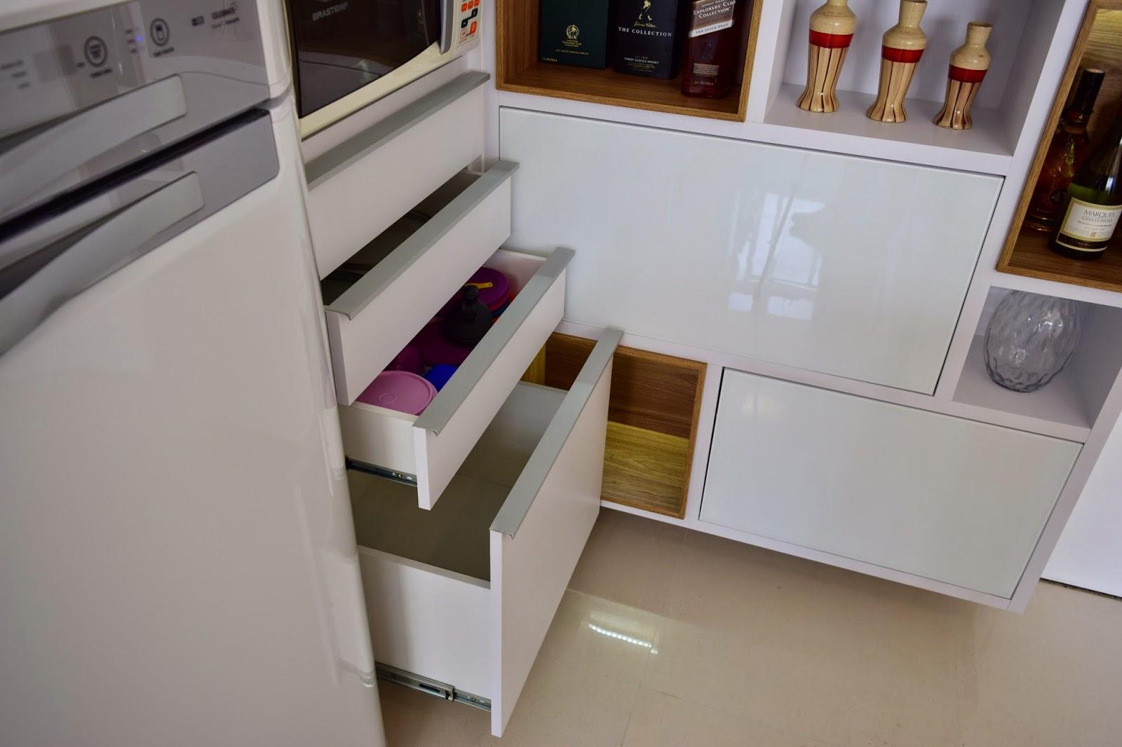 Armario De Cozinha No Extra Affordable Foto Armrio Simples Quality