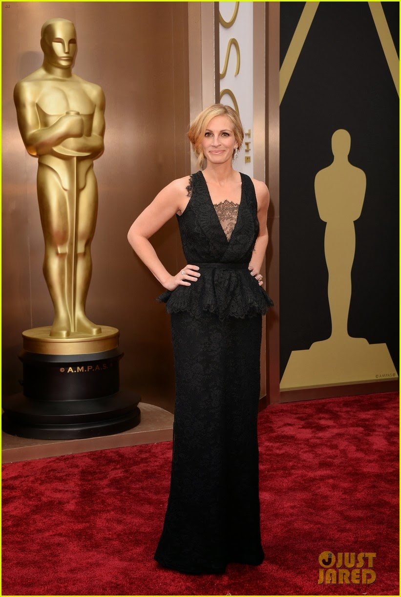 Julia Roberts, Oscar 2014