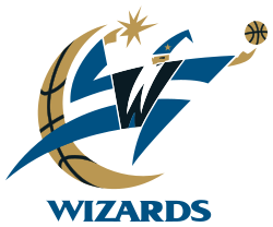 250px Washington Wizards.svg Various redesigns for the Washington Wizards