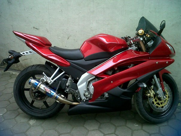 Modifikasi Motor Custom Bike Repair title=