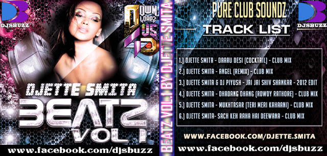 BEATZ VOL.1 BY DJETTE SMITA