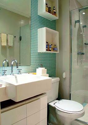 dicas de banheiros decorados em fotos e imagens