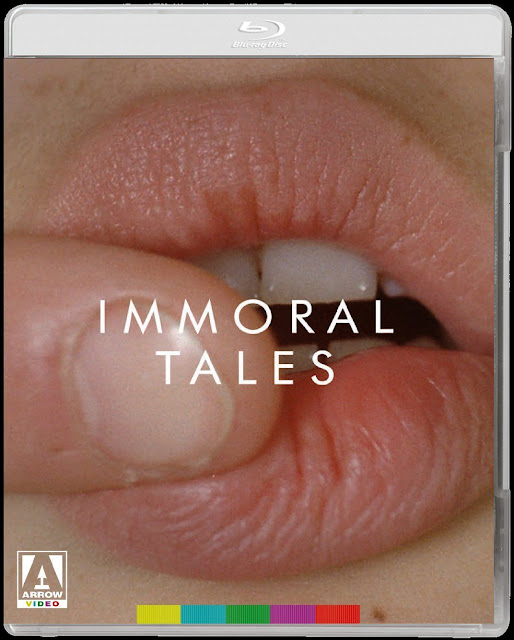 Immoral Tales - (US) Blu-ray Review - Arrow Video