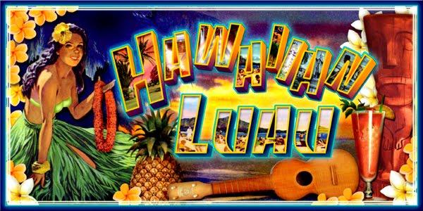 Creative Paper Arts At Everything Scrapbook Amp Stamps Hawaiian Luau