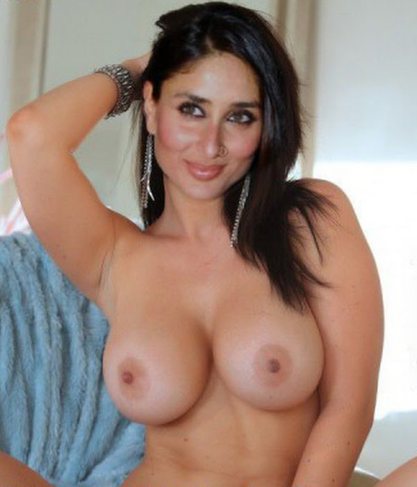 Give Your Imagination A Treat With These Latest Fake Naked Pics Of Kareena Kapoor See These Juicy Breasts Sexy Cleavage Smooth Back Hairless Pussy And