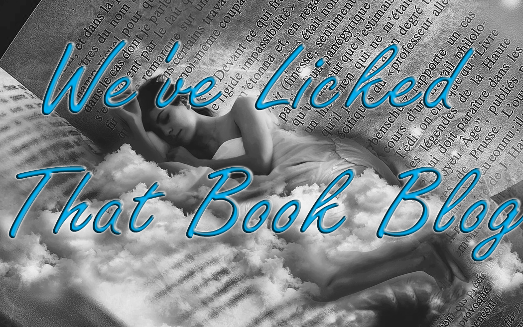 We've Licked That Book Blog