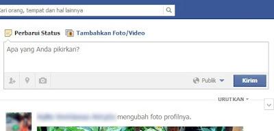 ini kumpulan kata-kata status Facebook yang Keren, Lucu dan Gokil