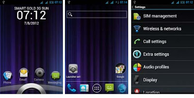 YONIP Alcatel 918N CM-ROM Custom Rom For Alcatel One Touch 918N