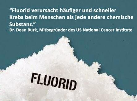 Fluorid schädlich