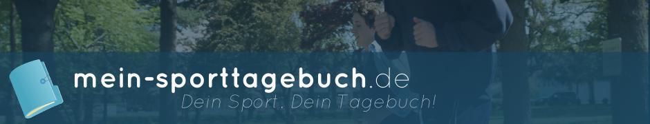 Mein Sporttagebuch Blog