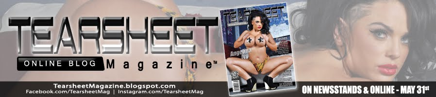 TEARSHEET Magazine