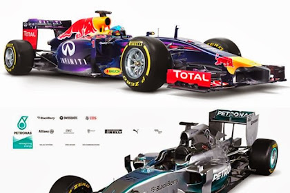 CAR: Red Bull RB10, Mercedes-AMG W05 and Force India VJM07 Appear At Jerez, Automotifblog.com