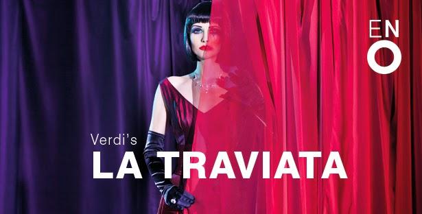 ENO La Traviata The Coliseum