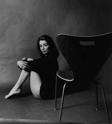 Photograph of Christine Keeler by Lewis Morley, London, 1963