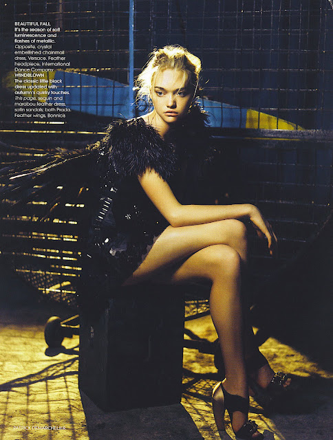Models Inspiration: Gemma Ward (Vogue India 2007) HQ