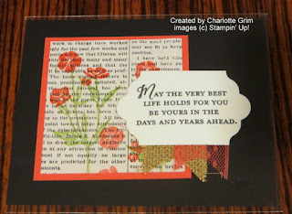 Stampin' Up! Wild About Flowers stamp set