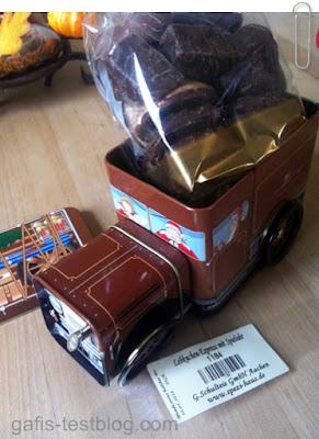 Lebkuchen-Express aus dem Spezi-Haus
