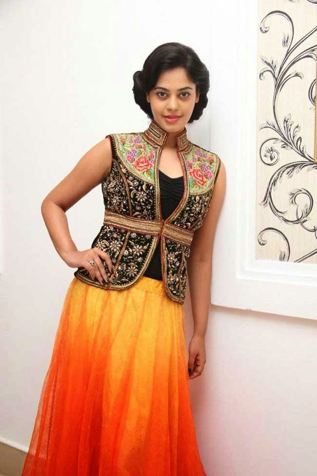 Bindhu Madhavi at Dream Cast Modelling Workshop 2014