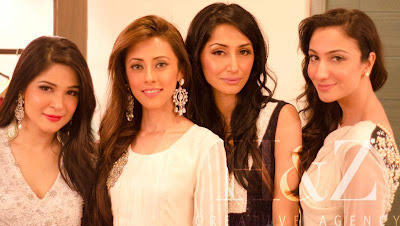 Pretty ladies - Ayesha Omar, Ainy Jaffri, Hira Tareen, Anoushey Ashraf Pakistan Celebrities