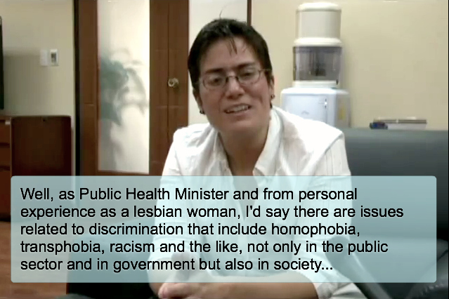 Ecuador's Health Minister: 'Ex-Gay' clinics are
