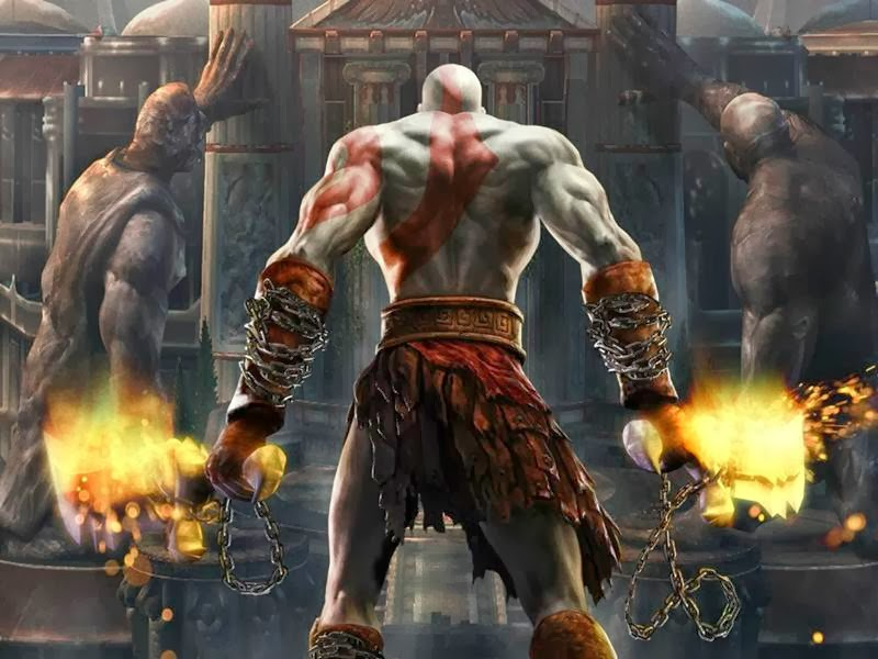 God Of War II PC Game Highly Compressed Free Download