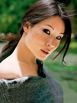 Lucy Alexis Liu actriz de cine fotos