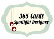 Spotlight designer for the Apron shaped card  @365 Cards