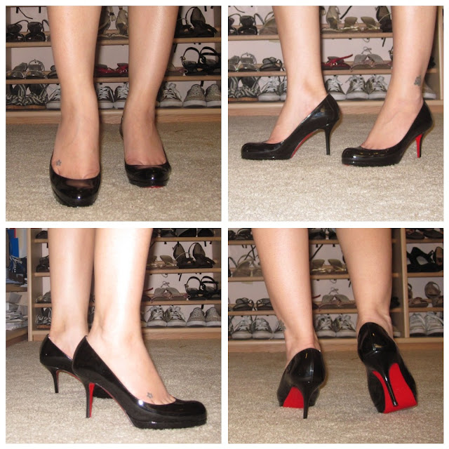 louboutin Simple Pump
