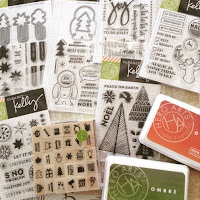 Kelly Purkey Hero Arts Stamps
