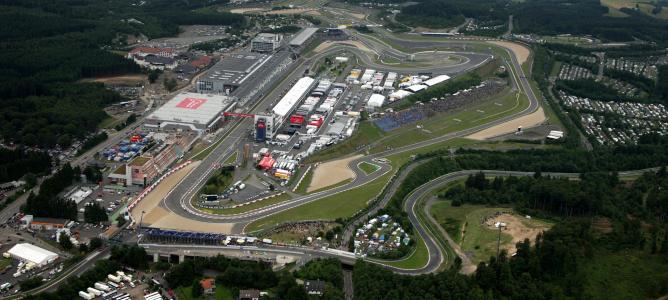 Circuito Nurburgring : Truhana al volante circuito nurburgring alemania