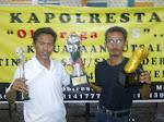 Juara 1 Kapolres Cup Depok ( Peserta 96 Tim )