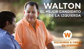 LUIS WALTON, GOBERNADOR