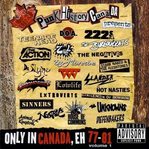VA - Only In Canada, Eh 77-81 Volume 1 CD (2005)