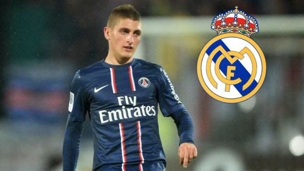 ¿ Marco Verratti al Real Madrid ?