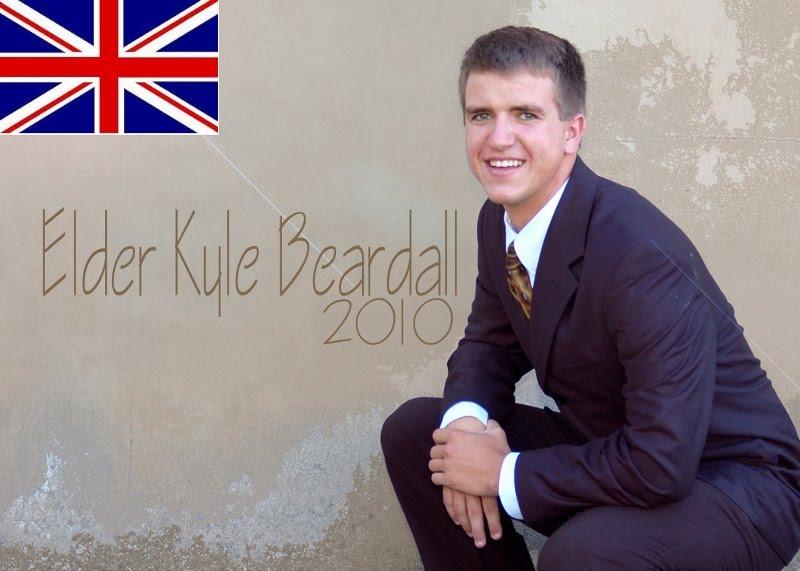 Elder Kyle's Mission