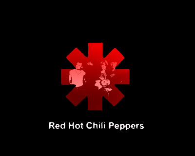 wallpaper Red Hot Chili Peppers 3
